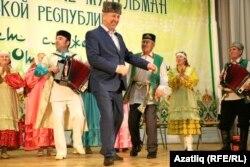 Фәрит Гыйбатдинов Шыгырданда концертта, 2014 ел