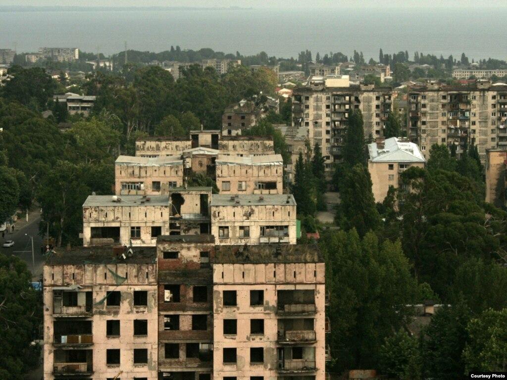 Путин отправил своих людей успокаивать взбунтовавшуюся Абхазию - Цензор.НЕТ 2377