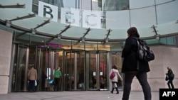 BBC, London