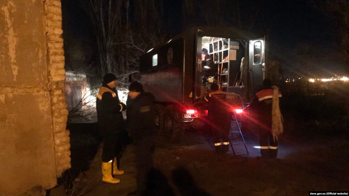 В Кривом Роге в недействующей шахте погибли два блогеры-экстремалы