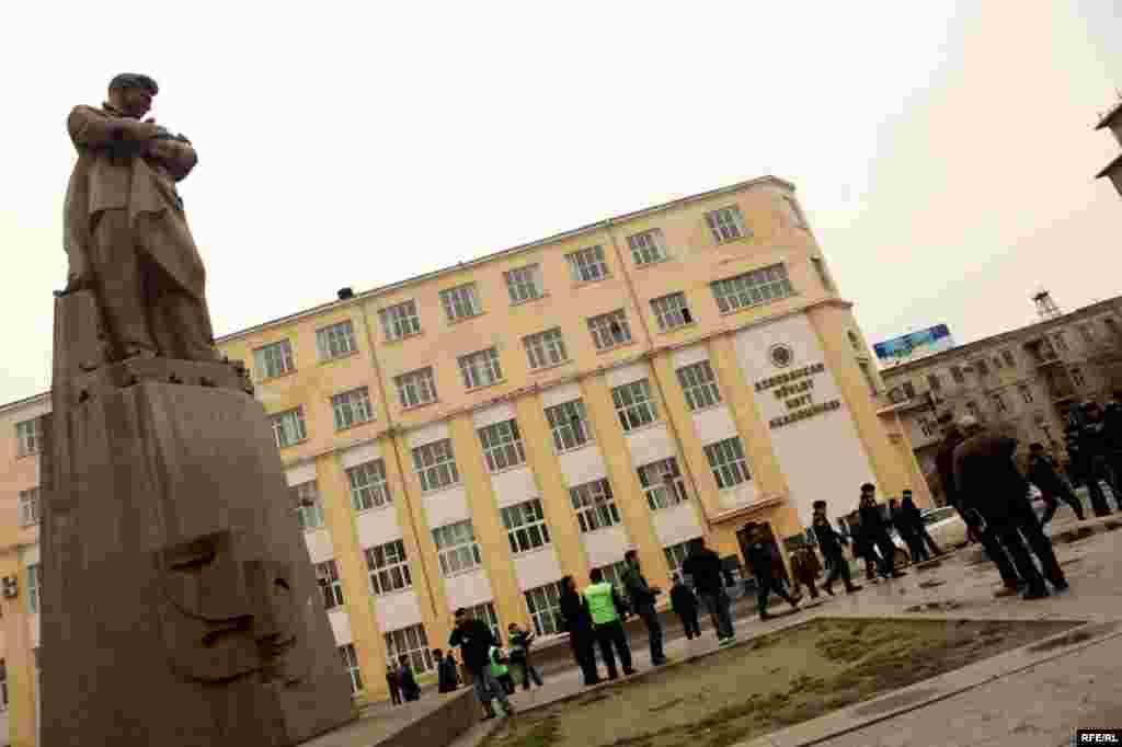 Gənclərin 11 Mart aksiyası #3