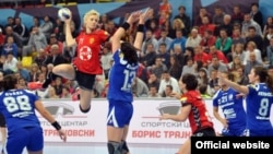 Macedonia - Women's handball club Vardar Skopje - N / A