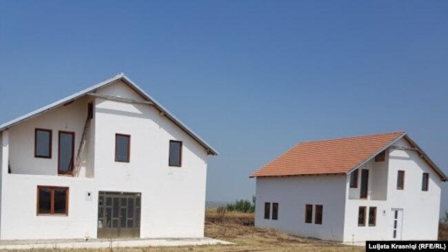 Shtëpi të pabanuara në Shipitullë