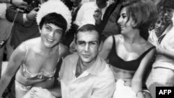 Šon Koneri u jednom od filmova o Džejmsu Bondu