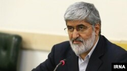 FILE PHOTO - Member of Parliament, Ali Motahari, undated.
