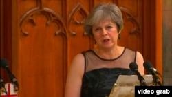 Britaniýanyň premýer-ministri Tereza Maý