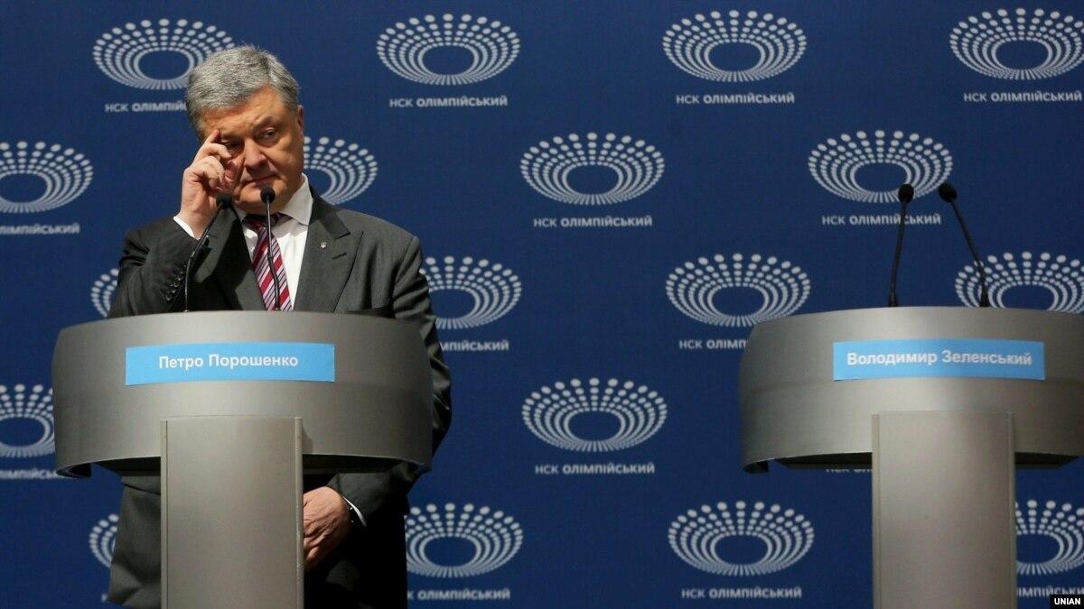 У штабі Зеленського заявили про плани кандидата на теледебати з Порошенком
