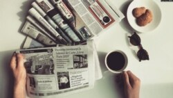 Un ziar în fiecare seară