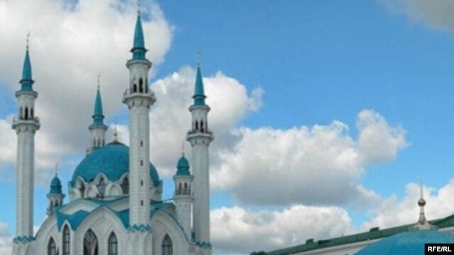 Kazan's Kol Sharif Mosque