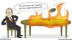 Судьба Большого договора: Россия готова дружить с Украиной без Крыма?