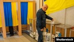 Выборы на Украине. Киев 25 октября