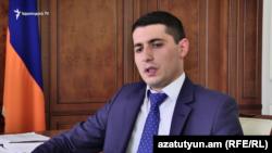 Argishti Kyaramian (file photo)