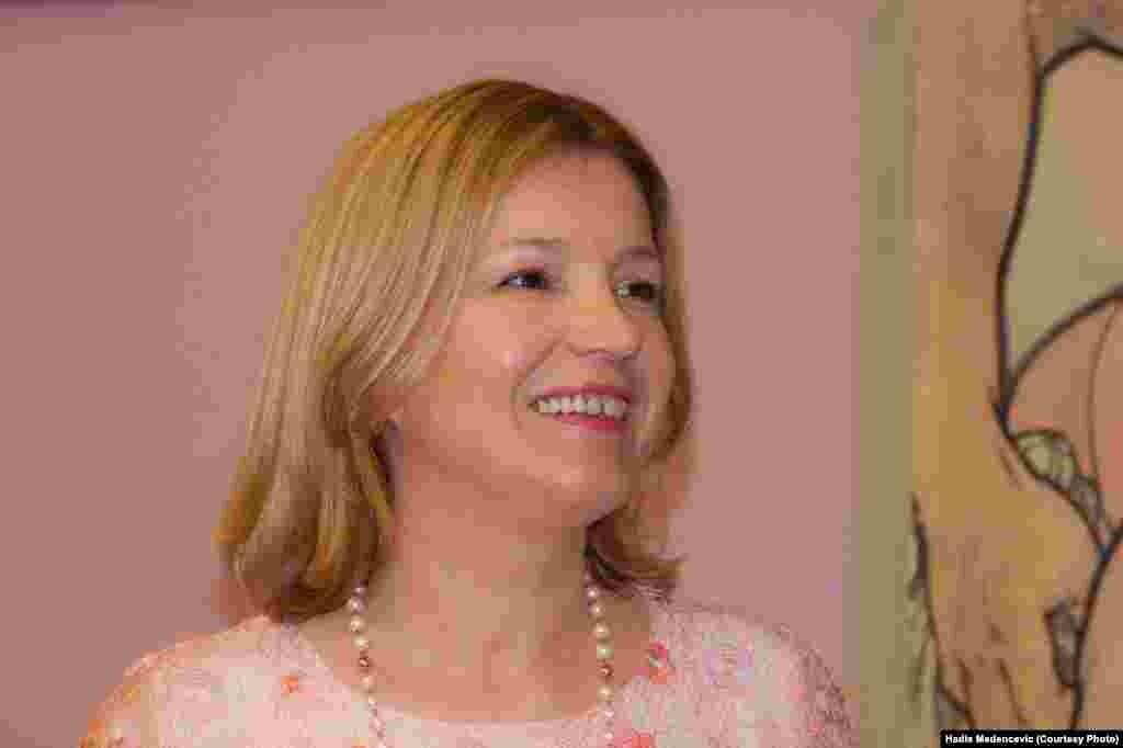 Danka Savić, ambasadorica Bosne i Hercegovine u Češkoj Republici