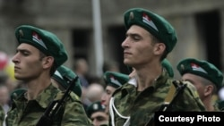 В Абхазии проходят четырехдневные плановые командно-штабные учения с участием резервистов