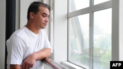 Ilham Tohti in a 2010 photo
