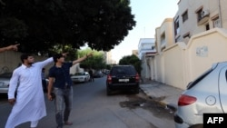 Shtëpia ku Abu Anas al-Libi është kapur nga forcat amerikane në Tripoli.