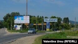 Теленешть, Молдова