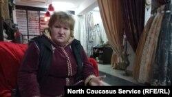 Елена Барзукаева, мать задержанного Ислама Барзукаева