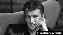 Російський журналіст Максим Бородін