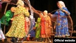 Түбән Тәүде районы Урта Тарман авылы фольклор төркеме чыгышы