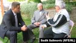 Bivši i sadašnji gradonačelnici Srebrenice
