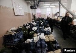 Женская ИК-22 в Красноярском крае