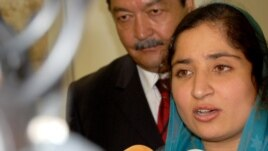 Anarkali Honaryar, a long-time activist, hopes to become the first non-Muslim woman to win a seat in the Afghan parliament.