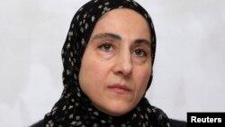 Zubeidat Tsarnaeva says she was warned not to go to the United States.