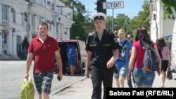 Sevastopol ,Crimeea 2016: pe stradă