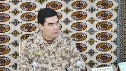 Türkmenistanyň prezidenti goşuny duýdansyz barlady