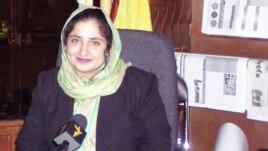 Afghanistan -- Anarkali Honaryar, Radio Free Afghanistan's 'Person of the Year.'  (21Mar2009)