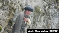 """Съемки фильма """"Уркун"""". Бишкек, март 2016 года."""