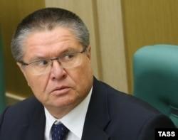 Глава министерства экономики Алексей Улюкаев