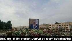 Церемония прощания с Исламом Каримовым