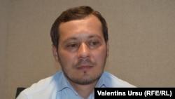 Ruslan Codreanu, pe când era consilier municipal