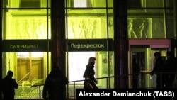 Супермаркет «Перекресток» у Санкт-Петербурзі, де 27 грудня стався вибух