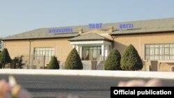 Первая гостиница «Вакф» в Узбекистане.