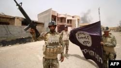 Forcat irakiane pasi e kanë rimarrë kontrollin mbi Falluxha - Irak