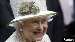 60 Years On British Throne For Queen Elizabeth II