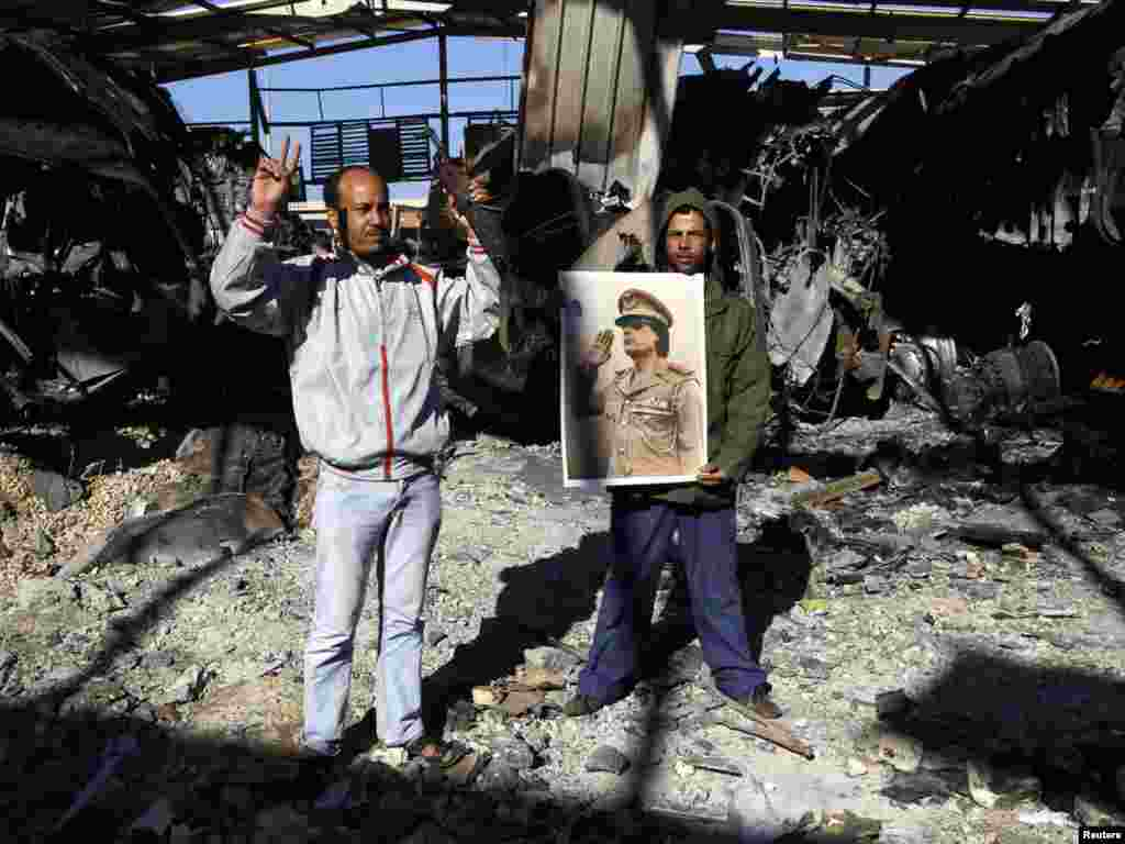 Tripoli, 22.03.2011. Foto: Reuters / Zohra Bensemra