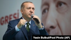 Turkish President Recep Tayyip Erdogan has jailed thousands since an attempted coup last year.