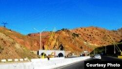 Перевал Камчик в Узбекистане. Иллюстративное фото.