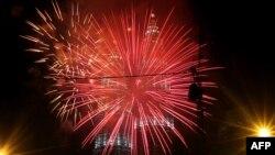 Fishekzjarret festive...