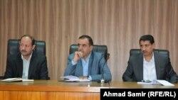 أعضاء في الحكومة المحلية بمحافظة صلاح الدين