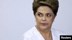 Президент Бразилії Ділма Русеф
