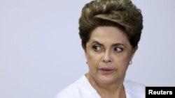 دیلما روسف نخستین رئیس جمهور زن برزیل محسوب میشود