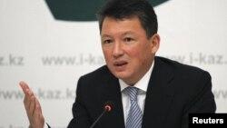 Тимур Кулибаев, зять бывшего президента Нурсултана Назарбаева и один из богатейших людей Казахстана.