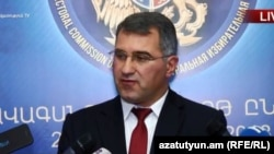 Руководитель партии «Наследие» Армен Мартиросян