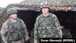 Vojnici Srbije, Rusije i Belorusije u vežbi 'Slovensko bratstvo 2016'