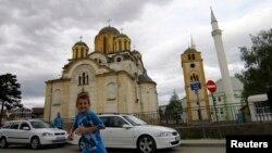 Crkva u Uroševcu, Kosovo